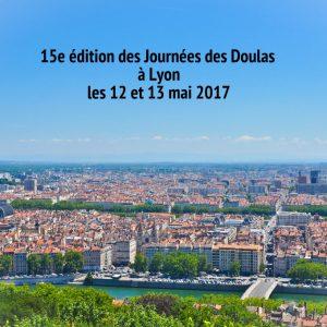 Journées des Doulas 2017 à Lyon
