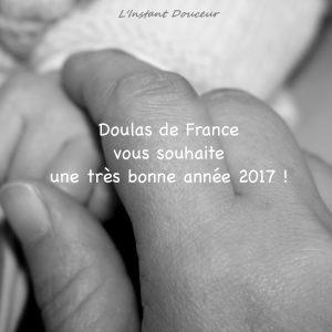 Doulas de France vous accompagne en 2017 !