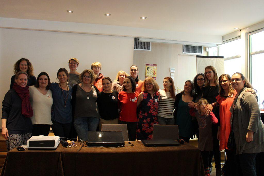 JDD 2017 Clôture l'équipe organisatrice
