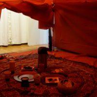 JDD 2018 Tente rouge